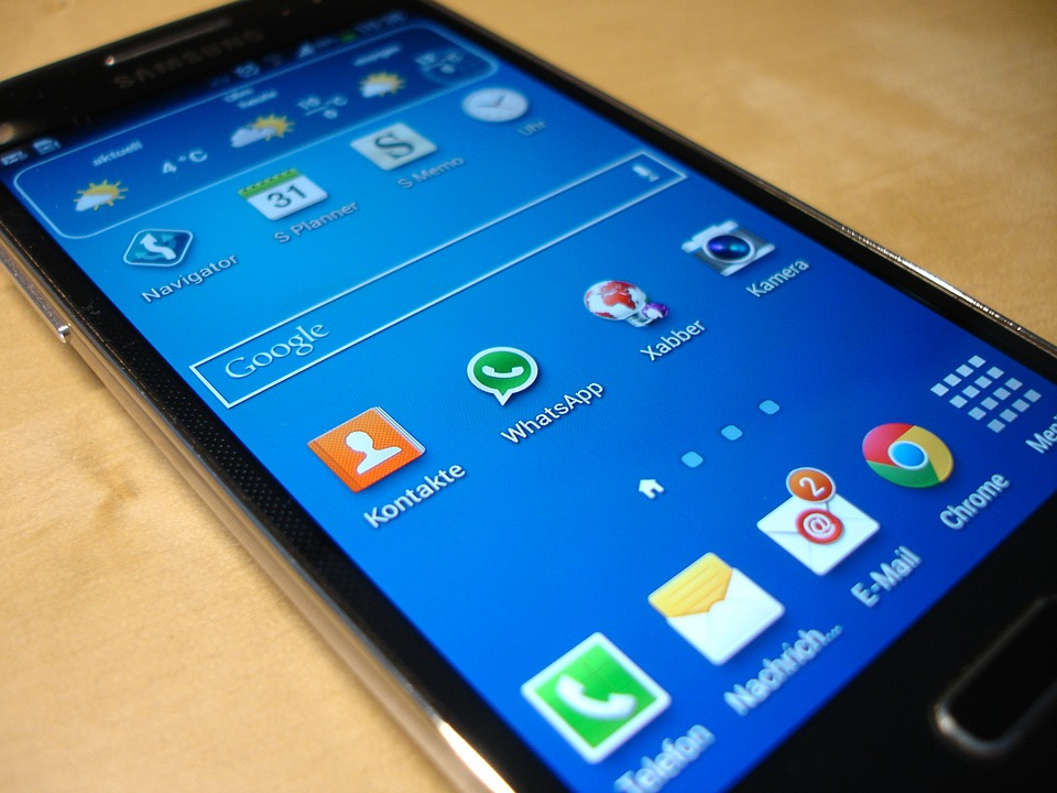 telefony dotykowe samsung