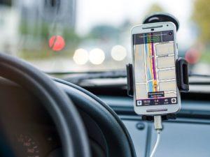 smartfony i nawigacja