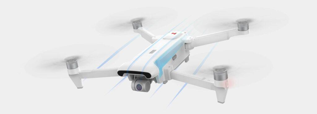 dron xiaomi 4k